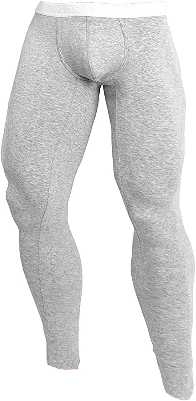 NDS Wear Mens Sexy Pouch Long Johns Thermal Underwear