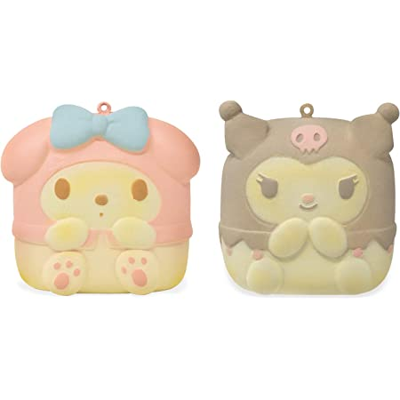 Stress Balls Play at Home /& Relieve Stress with Kawaii Squishies for Kids Party Favors for Birthday Gifts Boys Girls SANRIO Hello Kitty /& Friends Sweet Roll Slow Rising Squishy Toy Cinnamoroll