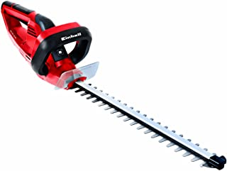 Sponsored Ad – Einhell GH-EH 4245 420 W Electric Hedge Trimmer with 45 cm Cutting Length - Red and Black