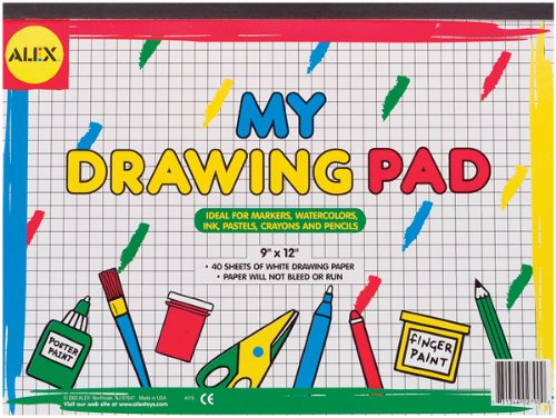 ALEX Toys Artist Studio My Drawing ,Packaging May Vary
