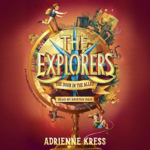 The Explorers: The Door in the Alley cover art