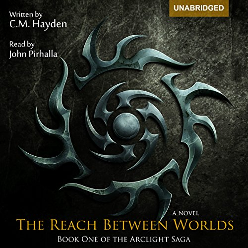 The Reach Between Worlds audiobook cover art