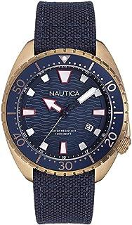Nautica Men's NAPHAS Watch Blue