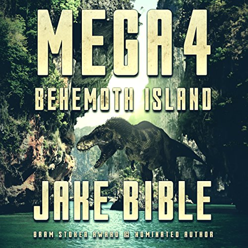 Mega 4: Behemoth Island cover art