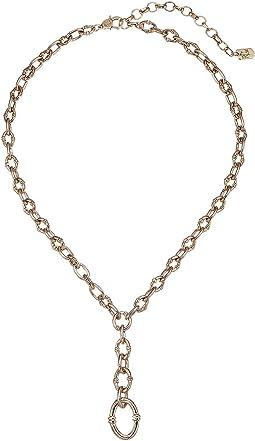 Link Toggle Y Necklace