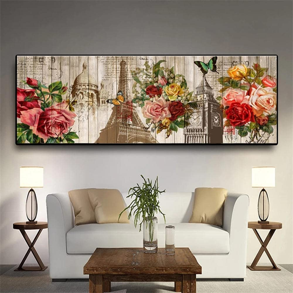DIY 5D Large Diamond Now on Free shipping on posting reviews sale Painting Kits for Peony Flower Adults Pain