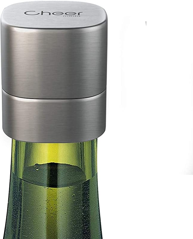 Champagne Stopper Stainless Steel Wine Champagne Sealer Resealable Leak Proof Cap For Prosecco Sparkling Still Wine Best Accessory Home And Party Use 7717 W401 02