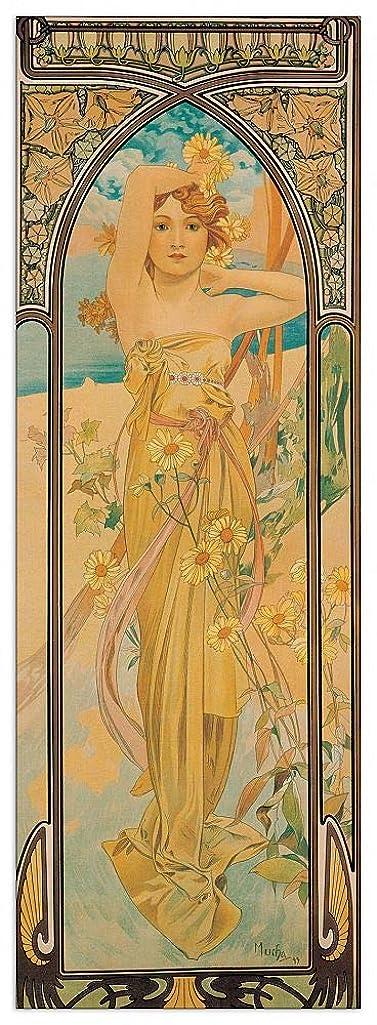 Artopweb TW17021 Decorative Panel 12x35.5 Inch Multicolored
