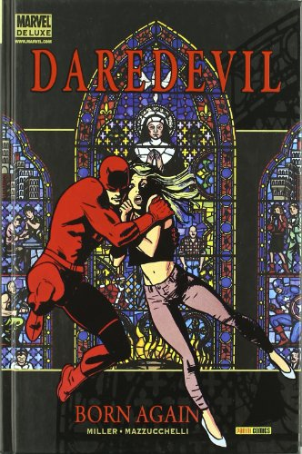 Daredevil. Born Again