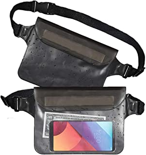 422f4dca76e9 Amazon.com: waterproof waist pouch for swimming