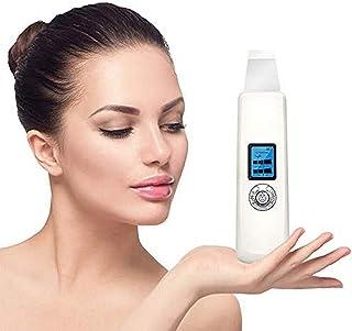 Ultrasone Ionen Huidscrubber Gezichtsverzorging Ultrasone Scrubber Cleaner Mee-eter Verwijderen Gezicht Peeling Extractor ...