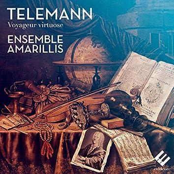 Telemann: Voyageur virtuose