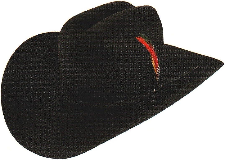 Be super welcome Stetson Spartan Cowboy Hat 3 1 low-pricing Brim Color 2 Inch Black