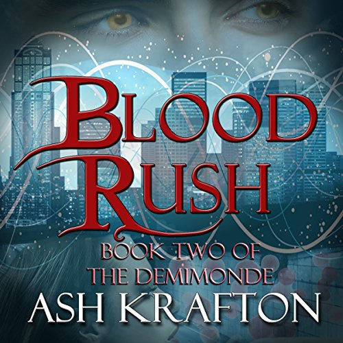 Blood Rush audiobook cover art