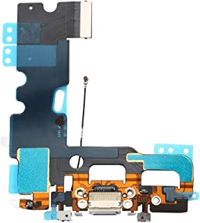 FirefixTM Charging Port Dock Connector Flex Cable + Microphone + Headphone Audio Jack Replacement Part for iPhone 7 4.7