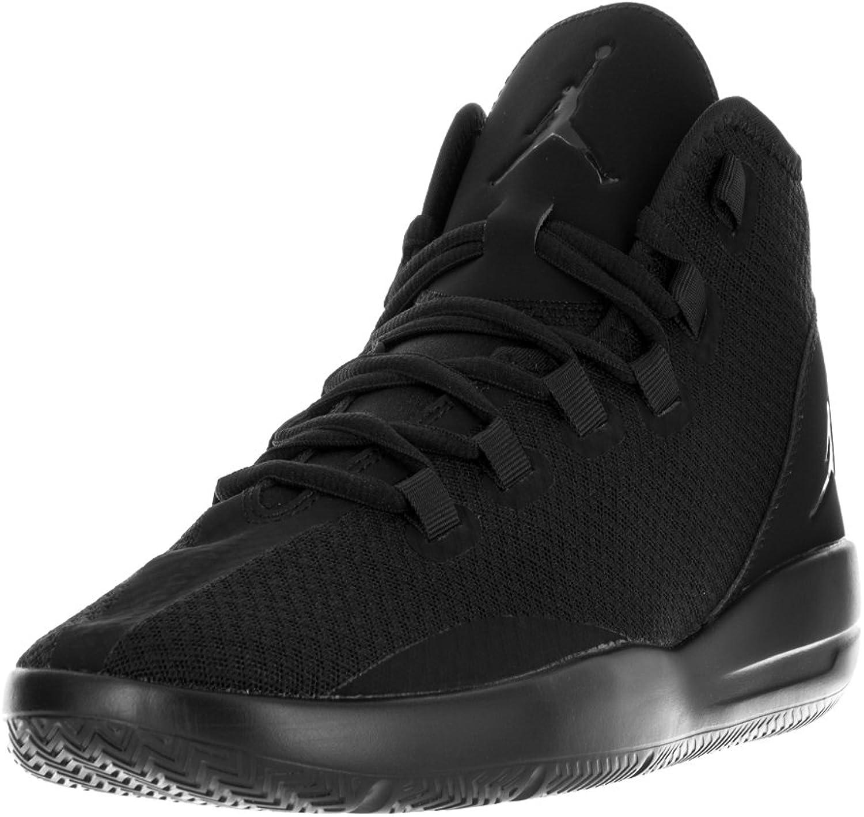 Nike Mens Jordan Reveal Basketball shoes, Black Infrared 23, 11