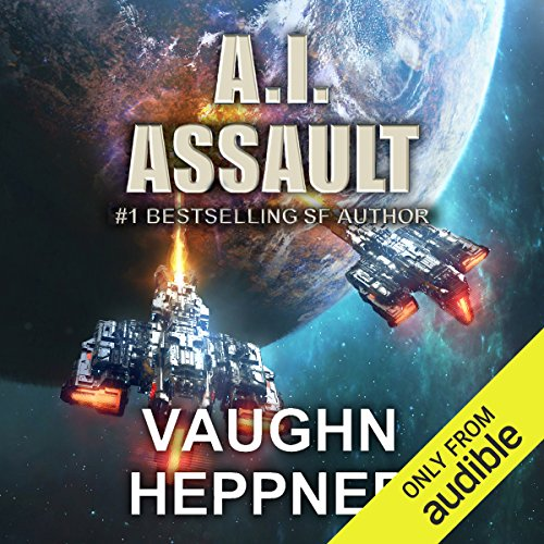 A.I. Assault audiobook cover art