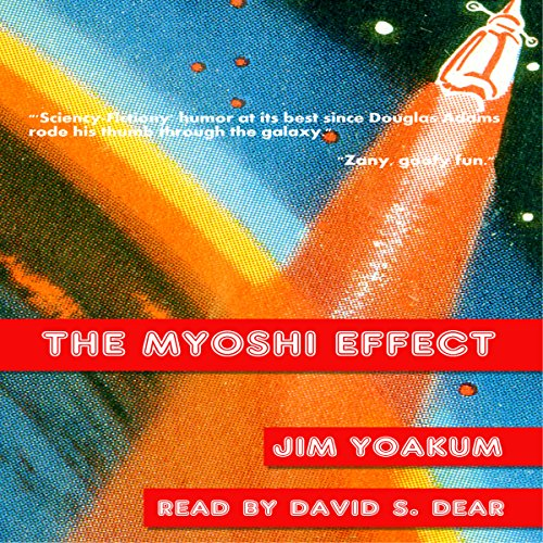 The Myoshi Effect audiobook cover art