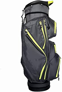 Golf Bag, Suitable for Men and Women, Independent Card Holder, Multi-Color Optional happyL (Color : Green)