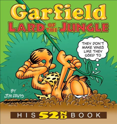 (Garfield Lard of the Jungle) By Jim Davis (Author) Paperback on (Nov , 2011)