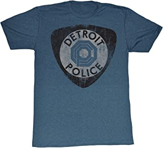 2Bhip Robocop Movie Detroit Pd Adult T-Shirt Tee