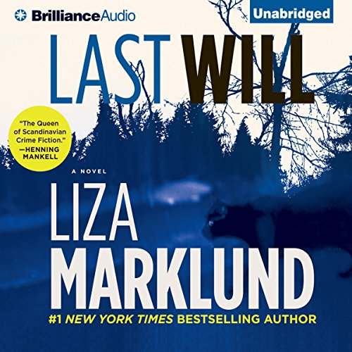 Last Will audiobook cover art