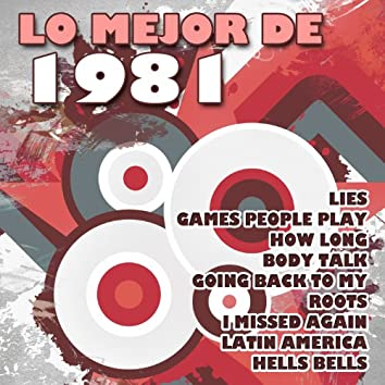 Lo Mejor de 1981
