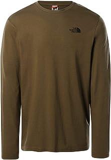 The North Face Men's Men's L/S Easy Tee T-Shirt