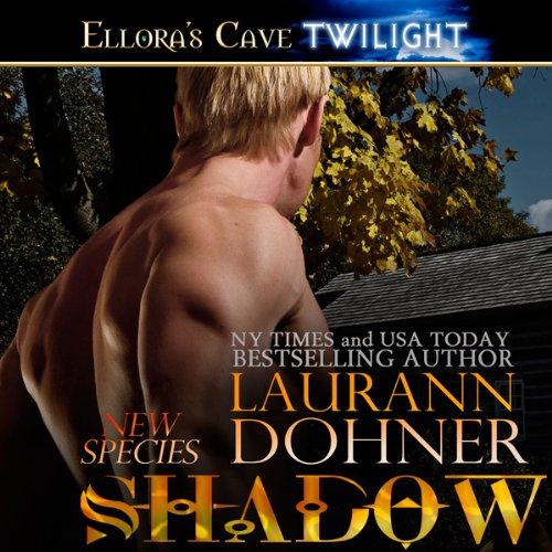 Shadow audiobook cover art