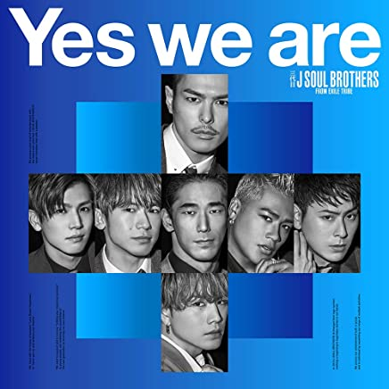 Yes we are(CD+DVD)