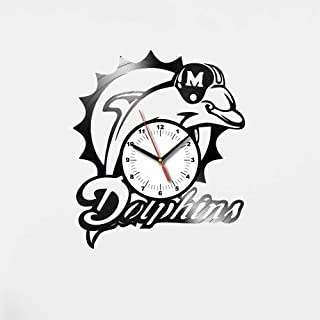 Best dolphin wall clock Reviews