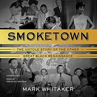 Smoketown audiobook cover art