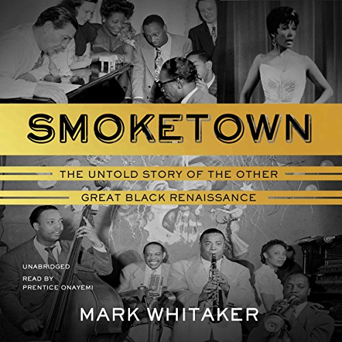 Smoketown audiobook cover art