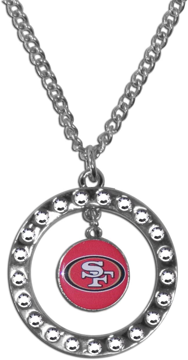 NFL Indianapolis Colts Rhinestone Necklace