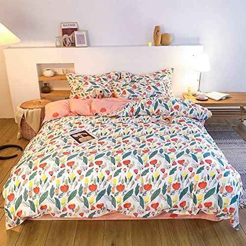 Ropa De Cama Textiles para El Hogar Funda Nórdica Suave Cómoda Y Transpirable Adecuada para Todas Las Estaciones 200x230cm
