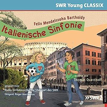 Italienische Sinfonie. SWR Young CLASSIX