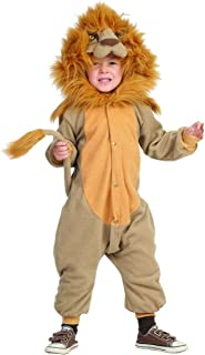 Toddler Lion Affordable Mascot Animal Halloween Costume