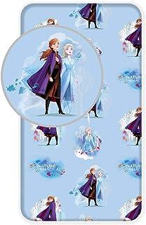 Disney - Sábana bajera (90 x 200 cm, 100% algodón)
