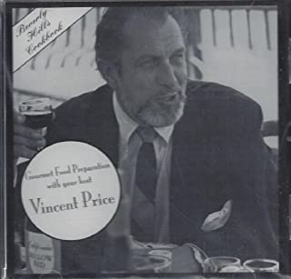 Beverly Hills Cook Book Your Host Vincent Price: Vol. 3 Dining At Versailles - French Haute Cuisine