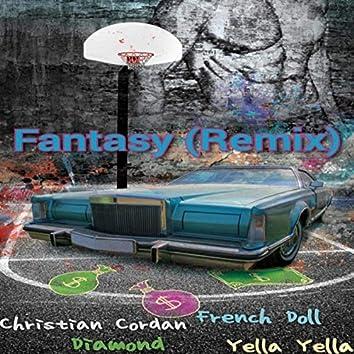 Fantasy (Remix) [feat. Diamond, French Doll & Yella Yella]