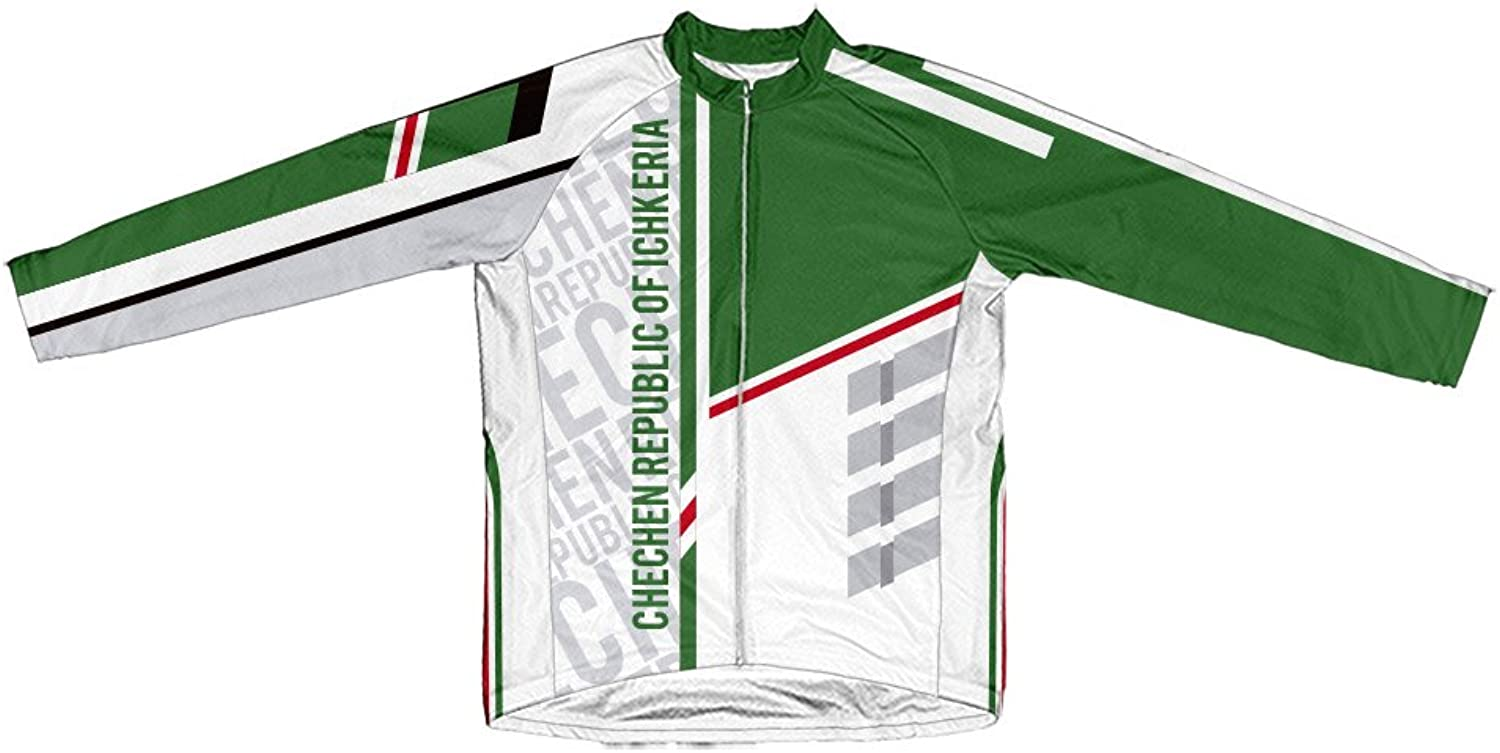 Chechen Republic of Ichkeria ScudoPro Winter Thermal Cycling Jersey for Women