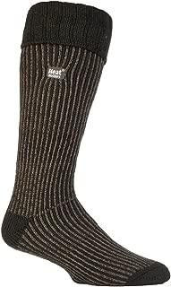 Heat Holders - Mens Thermal Knee High Winter Boot Socks 3 Colors