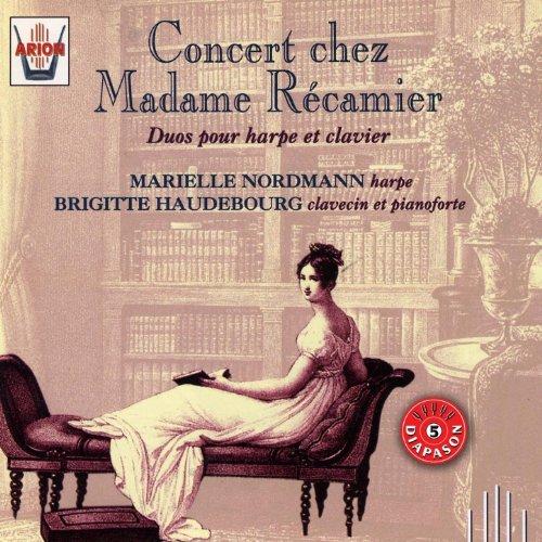 Concert chez Madame de Récamier : Duos pour harpe et clavier