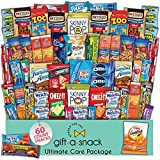 Snack Box Variety Pack Care Package (60 Count)...