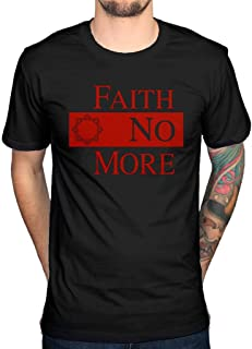 Official Faith No More Star Logo T-Shirt Angel Dust Sol Invictus We Care A Lot