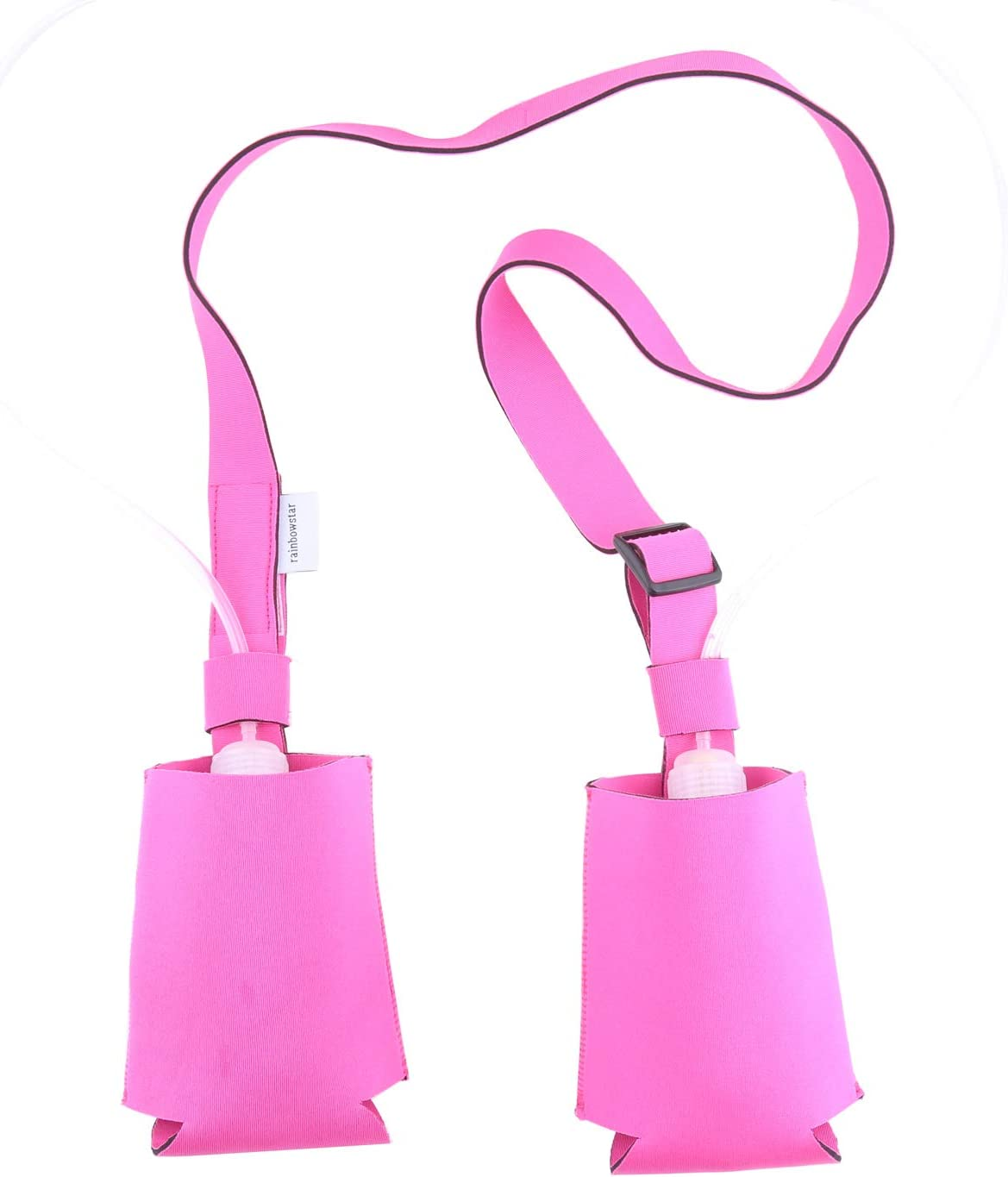 Shower Pockets Drain Bulb Holder Pink for Mastectomy Surgery All items free shipping free