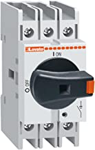 ASI GA040A Disconnect Switch, Panel Mount, 40 Amp, 3 Pole, UL Listed