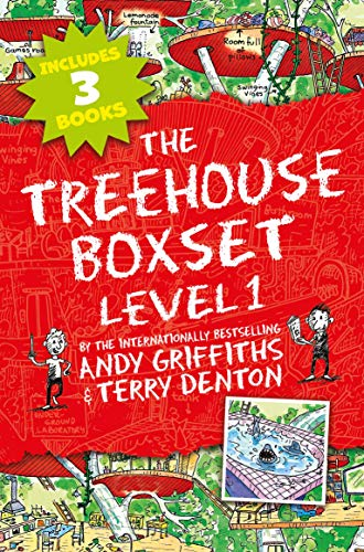 The Treehouse Boxset – Level 1