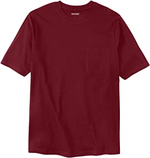 KingSize Men's Big & Tall Lightweight Crewneck Modern Fit Tee
