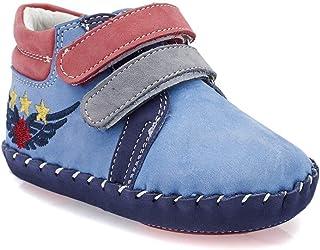 Polaris 82.510531.I Deri Ayakkabı Moda Ayakkabı Erkek Çocuk